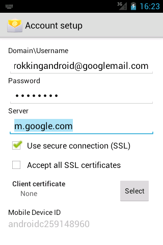Using your Google Account in the Android Emulator   Grokking