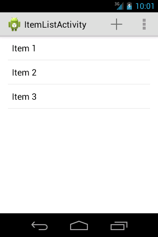 Adding Actionbar Items From Within Your Fragments Grokking Android