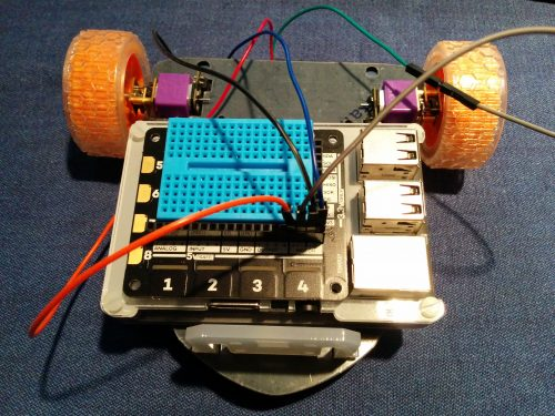 Android Things: Remote Controlled Car - What's Coming Up | Grokking